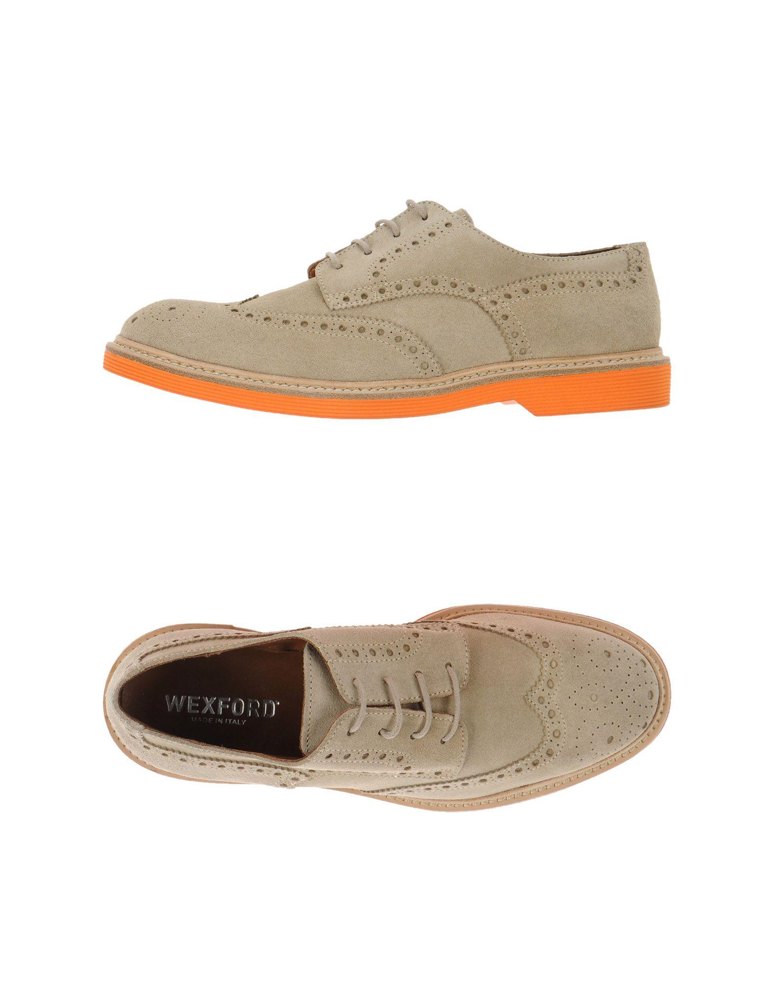WEXFORD Обувь на шнурках обувь ламода