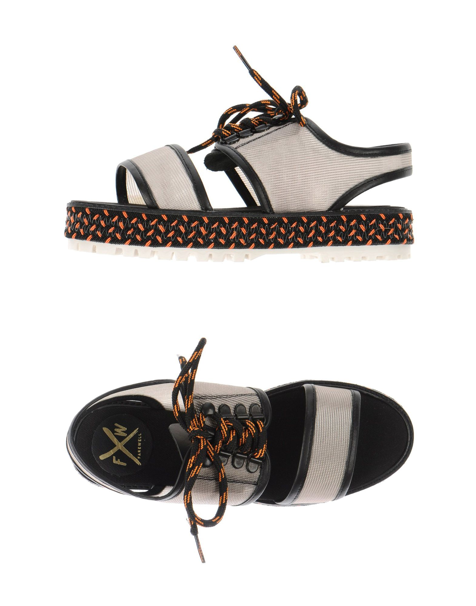 FAREWELL  FOOTWEAR Сандалии farewell footwear эспадрильи