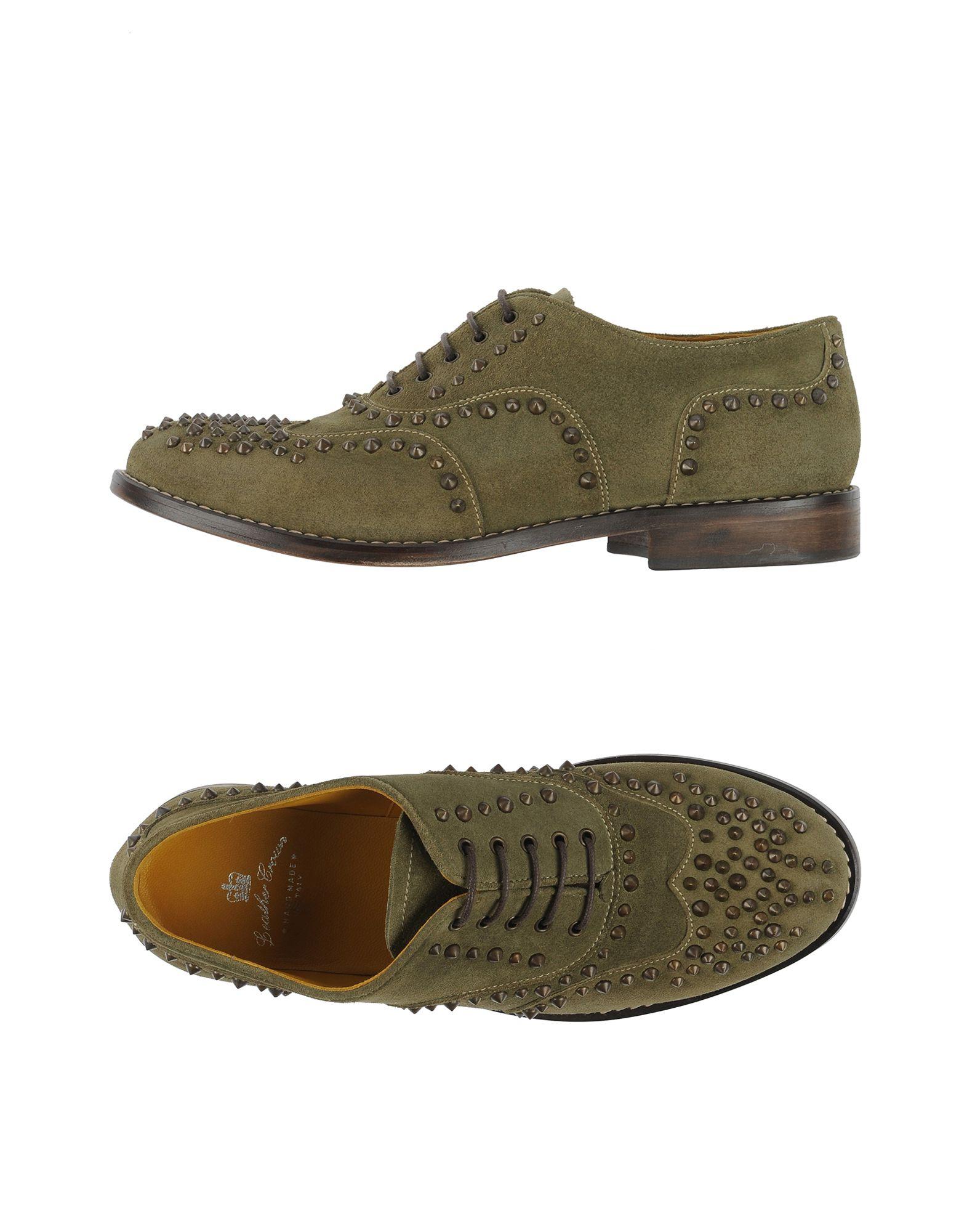 LEATHER CROWN Обувь на шнурках leather crown футболка