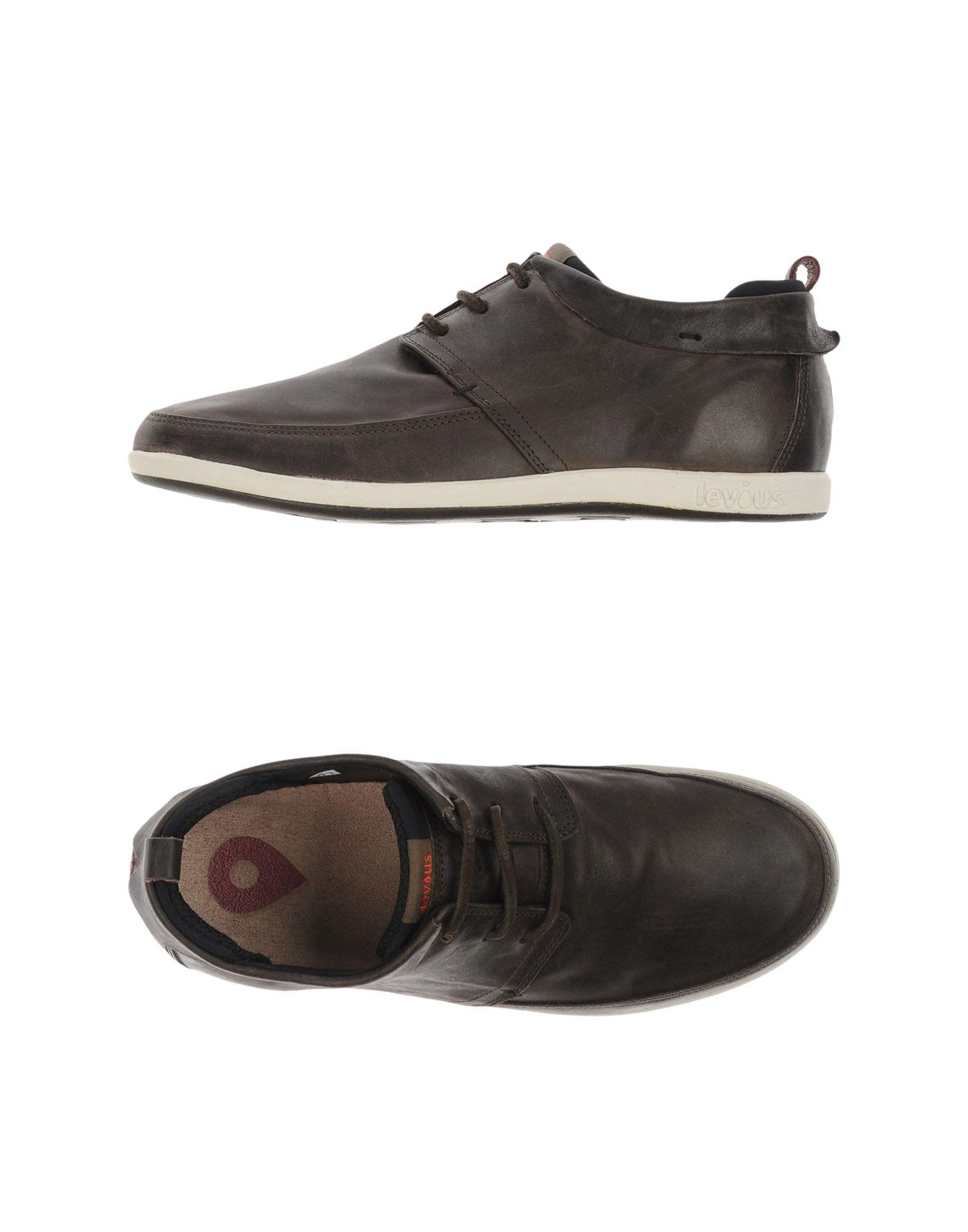 LEVIUS Обувь на шнурках parrucci обувь на шнурках