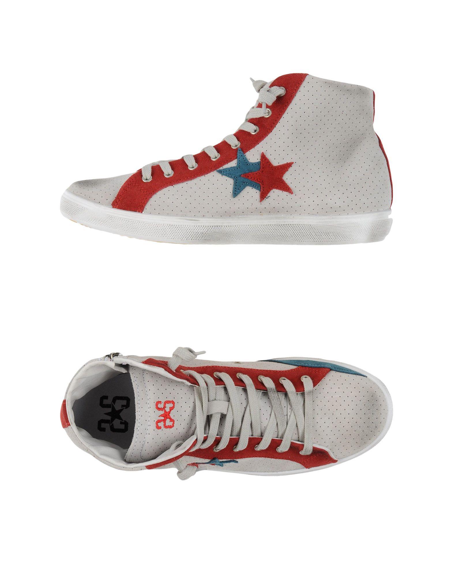 2STAR Высокие кеды и кроссовки 2star мокасины