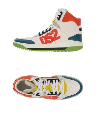 Foto DSQUARED2 Sneakers & Tennis shoes alte uomo