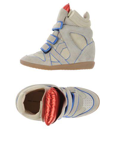 zapatillas ISABEL MARANT ?TOILE Sneakers abotinadas mujer