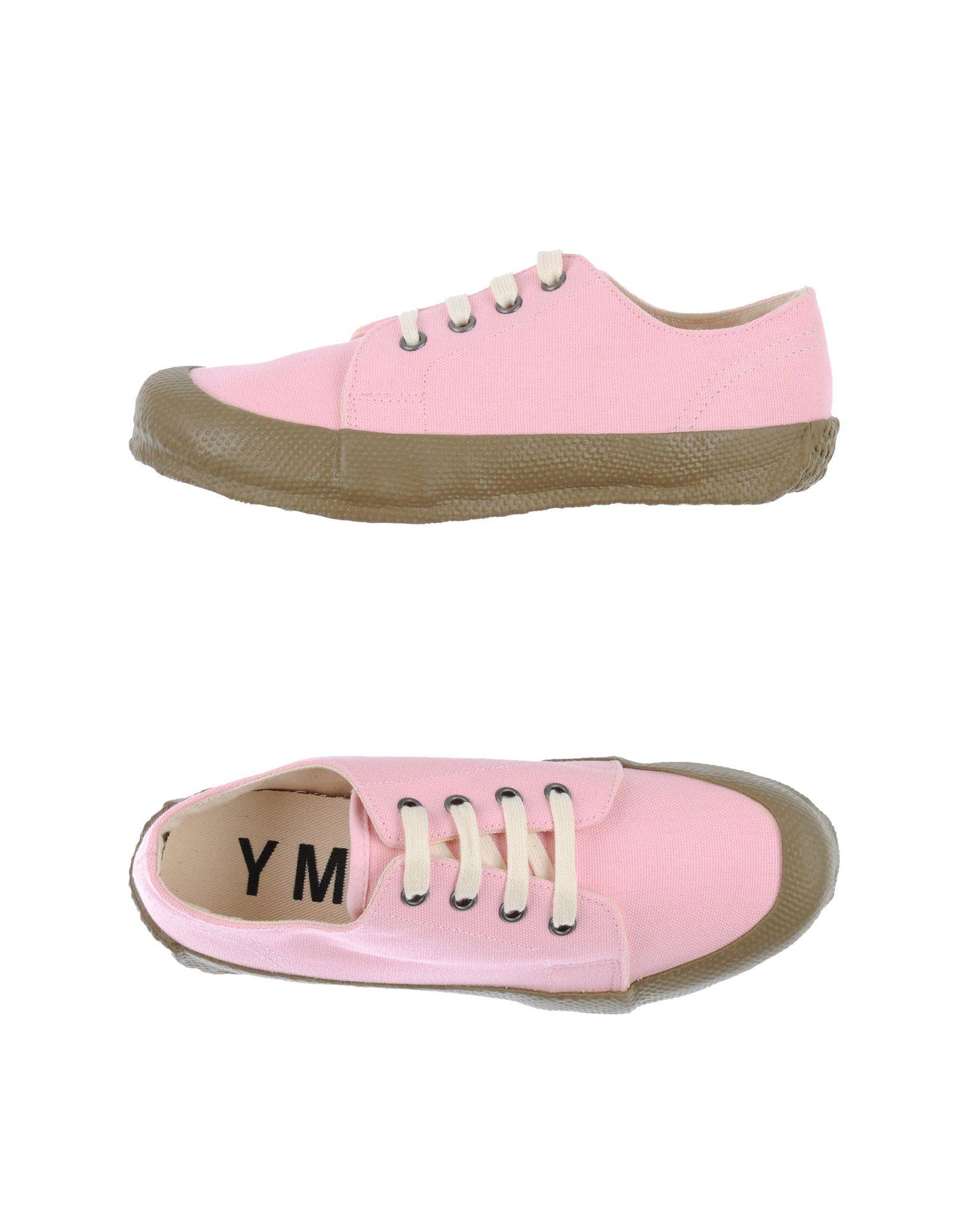 YMC YOU MUST CREATE Низкие кеды и кроссовки i found you