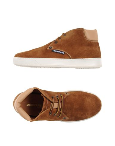 Foto DSQUARED2 Sneakers & Tennis shoes alte uomo