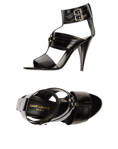 Miglior prezzo SAINT LAURENT Sandali donna -