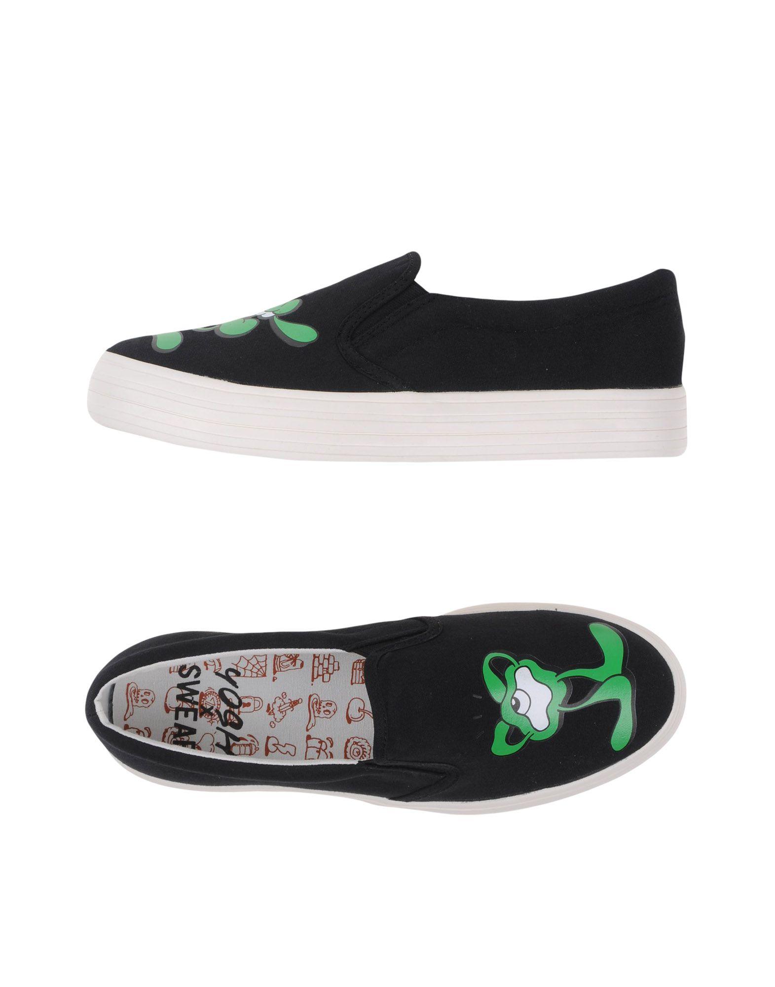 цены на YOSH x SWEAR Низкие кеды и кроссовки в интернет-магазинах