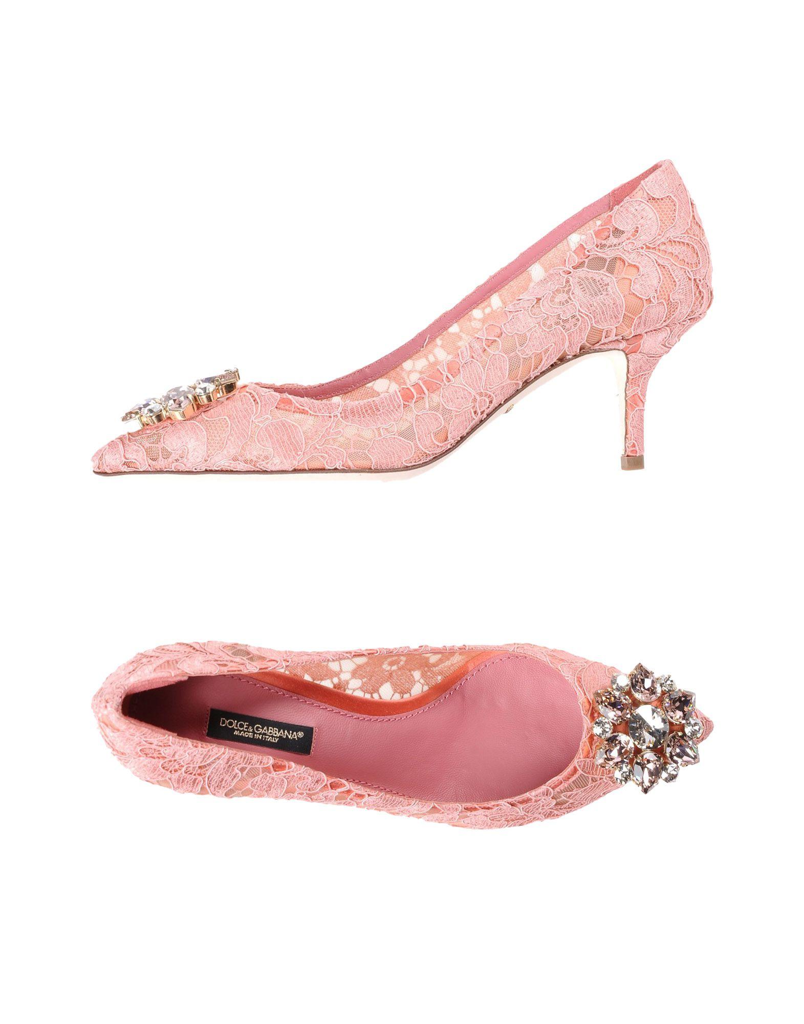 DOLCE & GABBANA Туфли туфли dolce