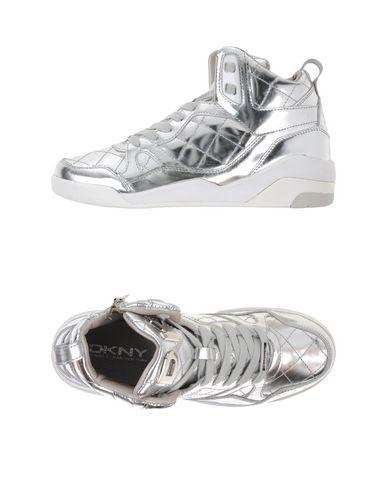zapatillas DKNY Sneakers abotinadas mujer