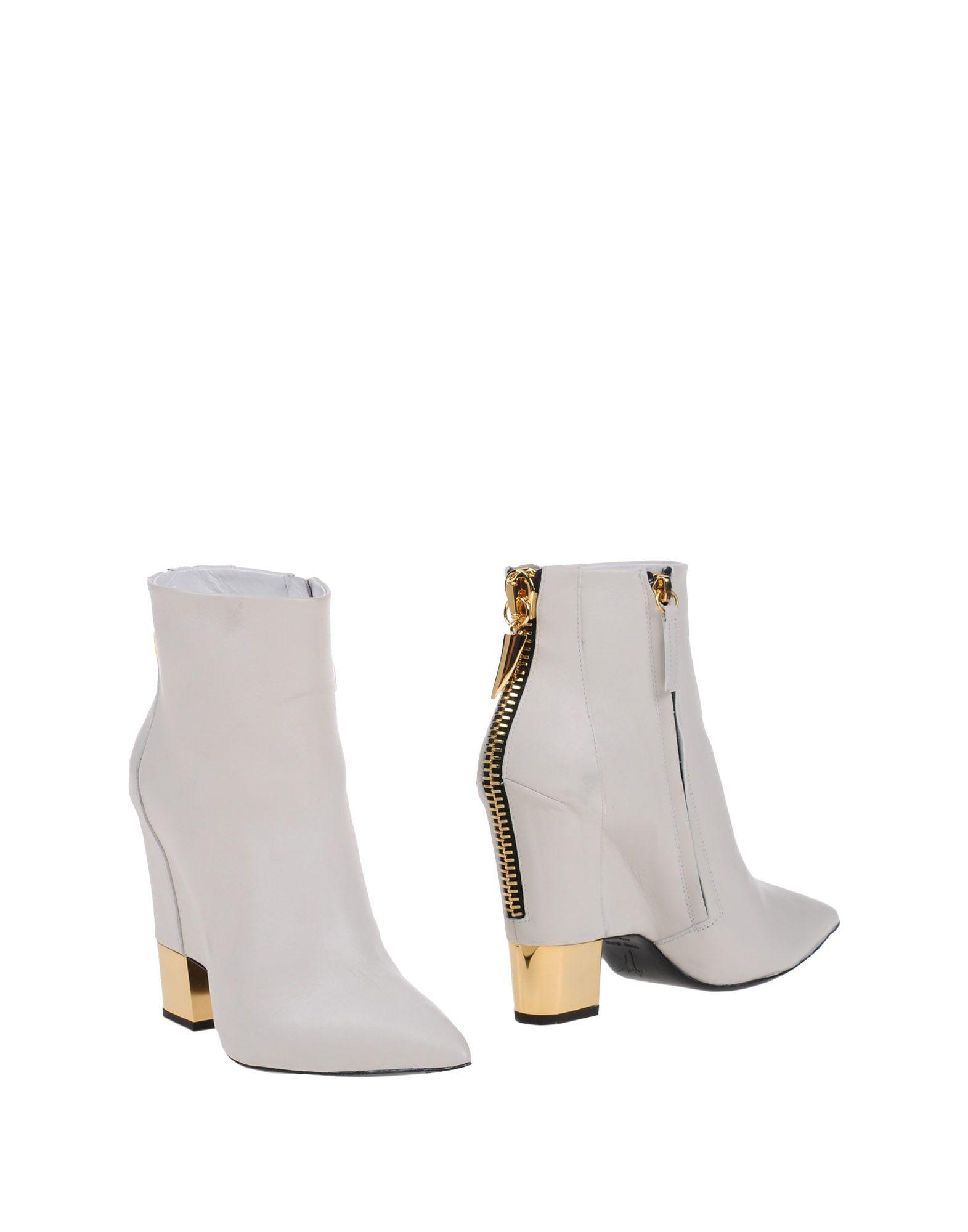 GIUSEPPE ZANOTTI Полусапоги и высокие ботинки ботинки giuseppe zanotti design page 11