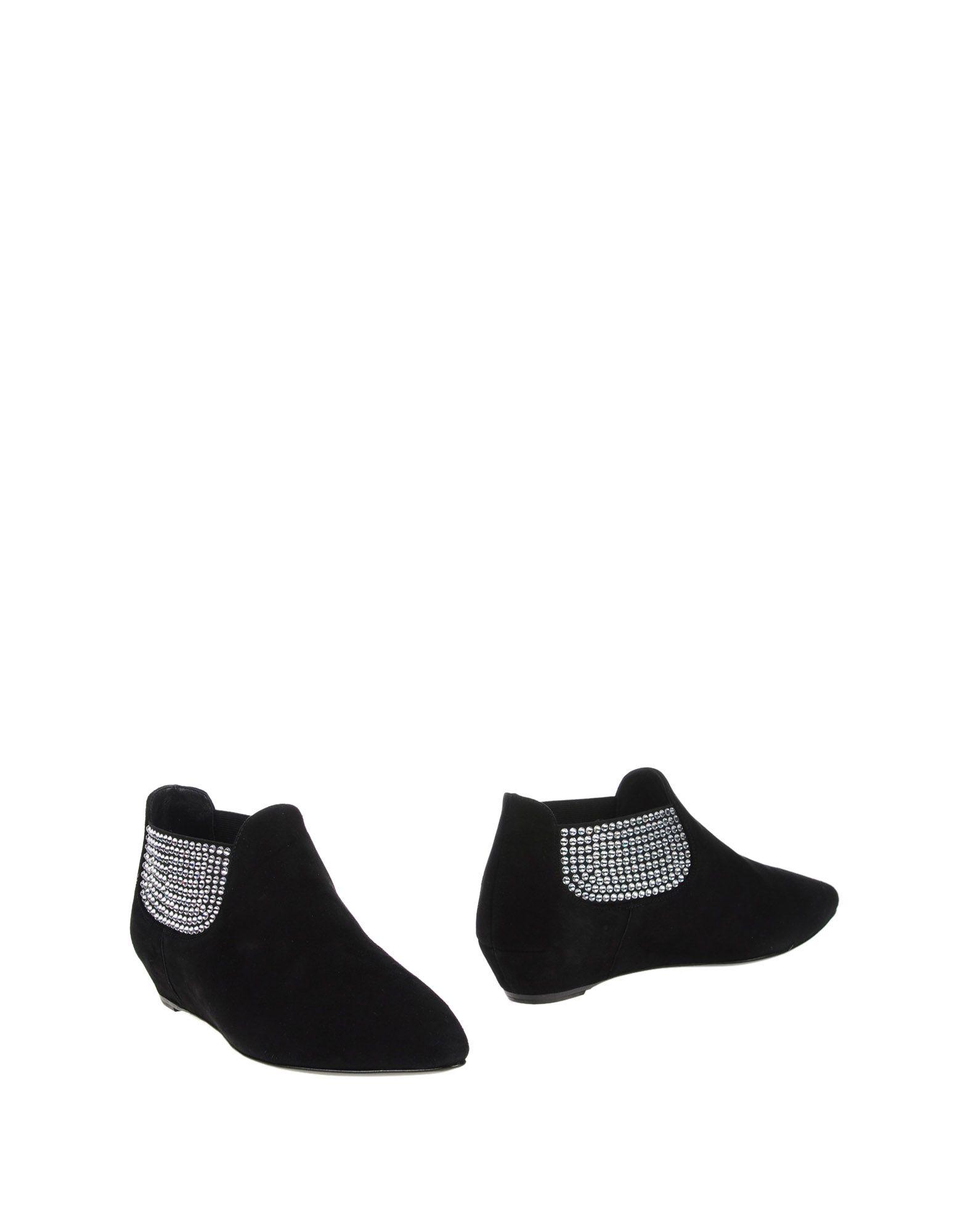 GIUSEPPE ZANOTTI Полусапоги и высокие ботинки ботинки swims ботинки без каблука