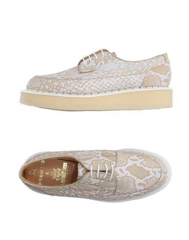 Обувь на шнурках от PURIFIED