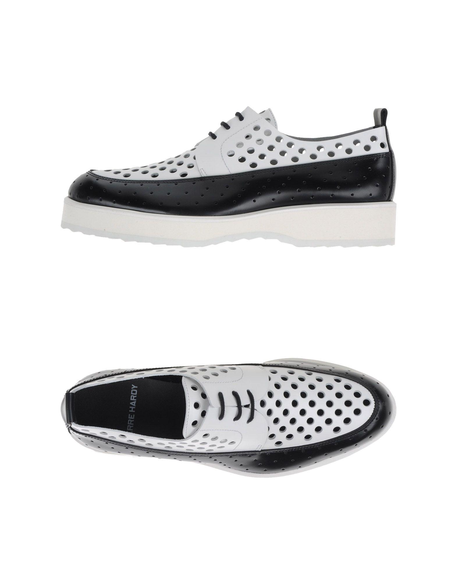 PIERRE HARDY Обувь на шнурках pierre hardy низкие кеды и кроссовки
