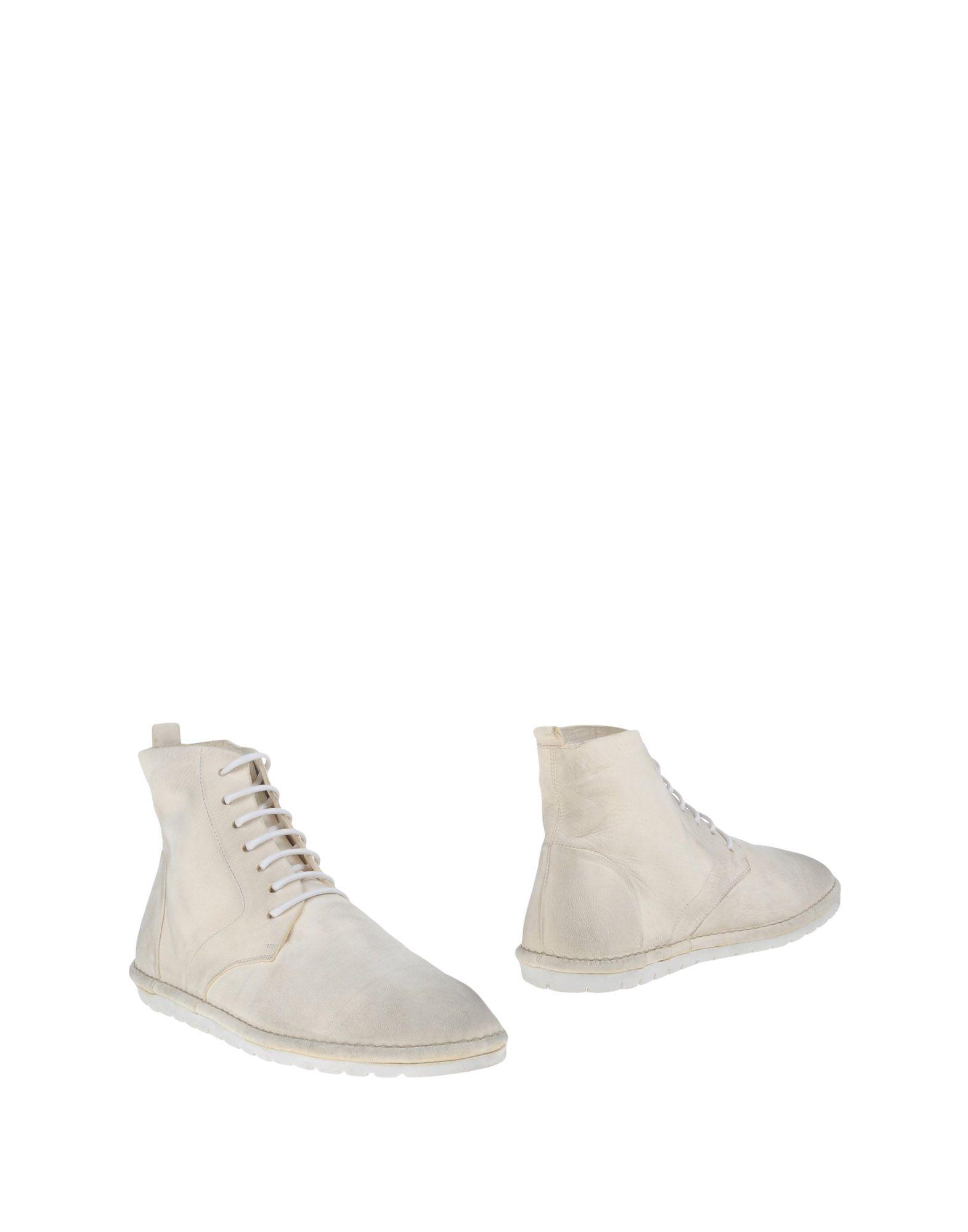 MARSÈLL Полусапоги и высокие ботинки цены онлайн