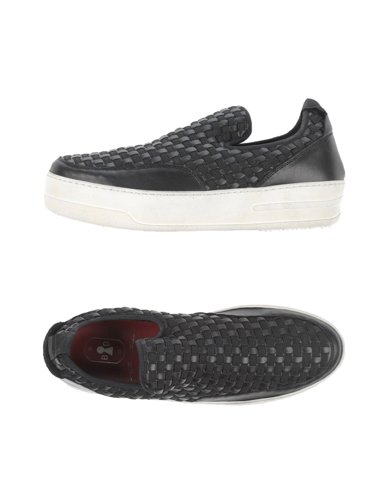 BRUNO BORDESE | BRUNO BORDESE Low-tops & sneakers | Goxip
