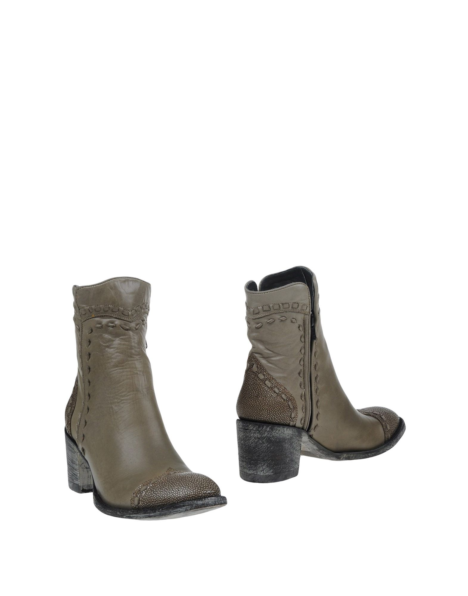 MEXICANA Ankle Boot in Grey