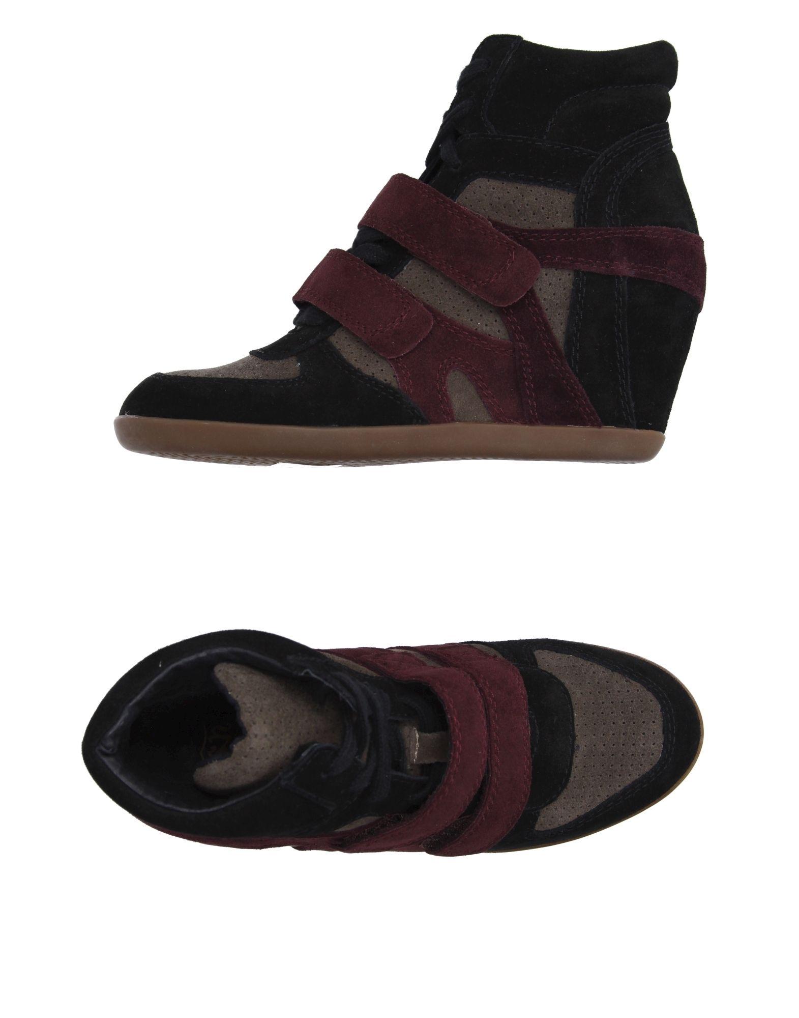 ASH Высокие кеды и кроссовки pierre hardy высокие кеды и кроссовки