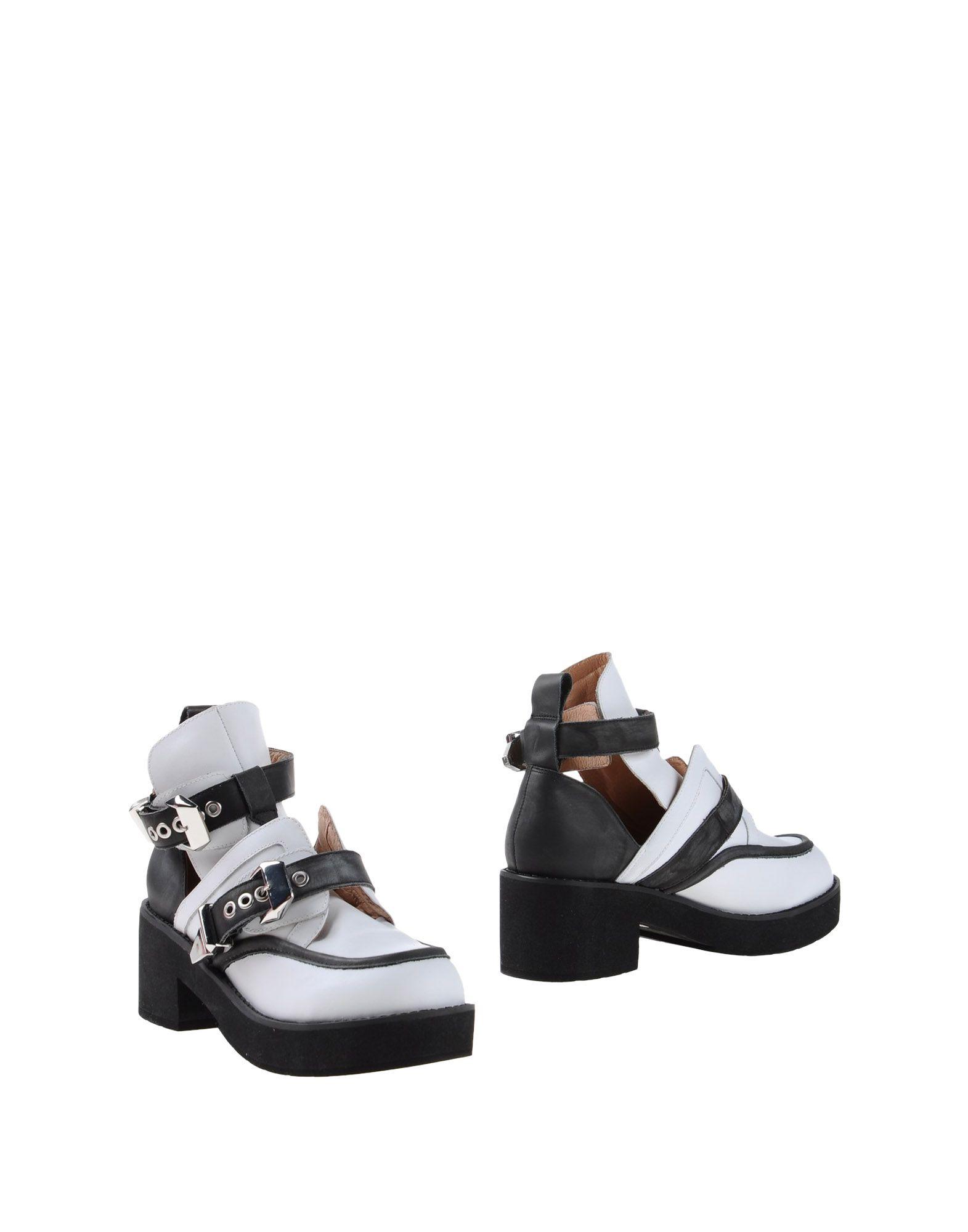 JEFFREY CAMPBELL Полусапоги и высокие ботинки jeffrey hooke c m