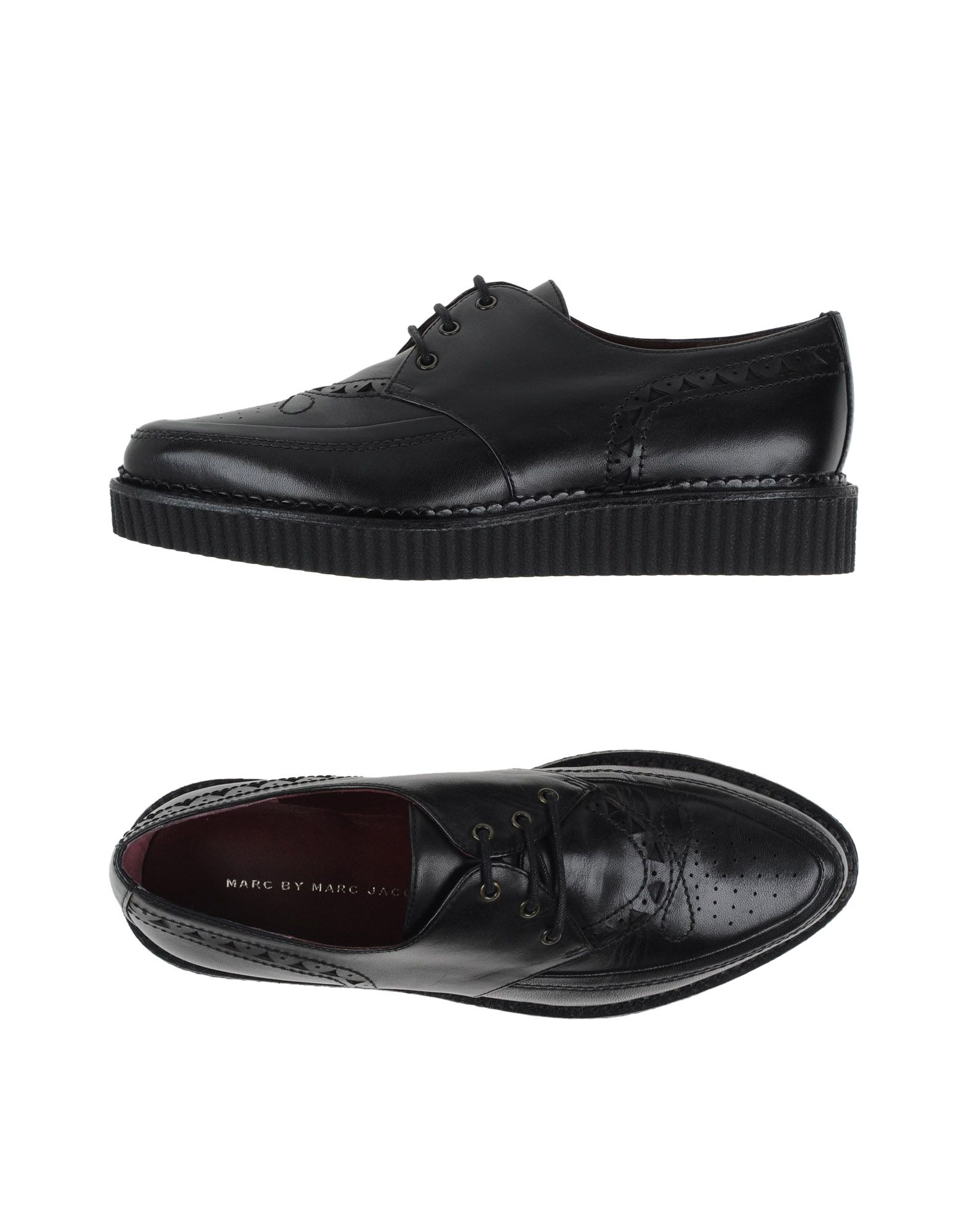 цена MARC BY MARC JACOBS Обувь на шнурках онлайн в 2017 году