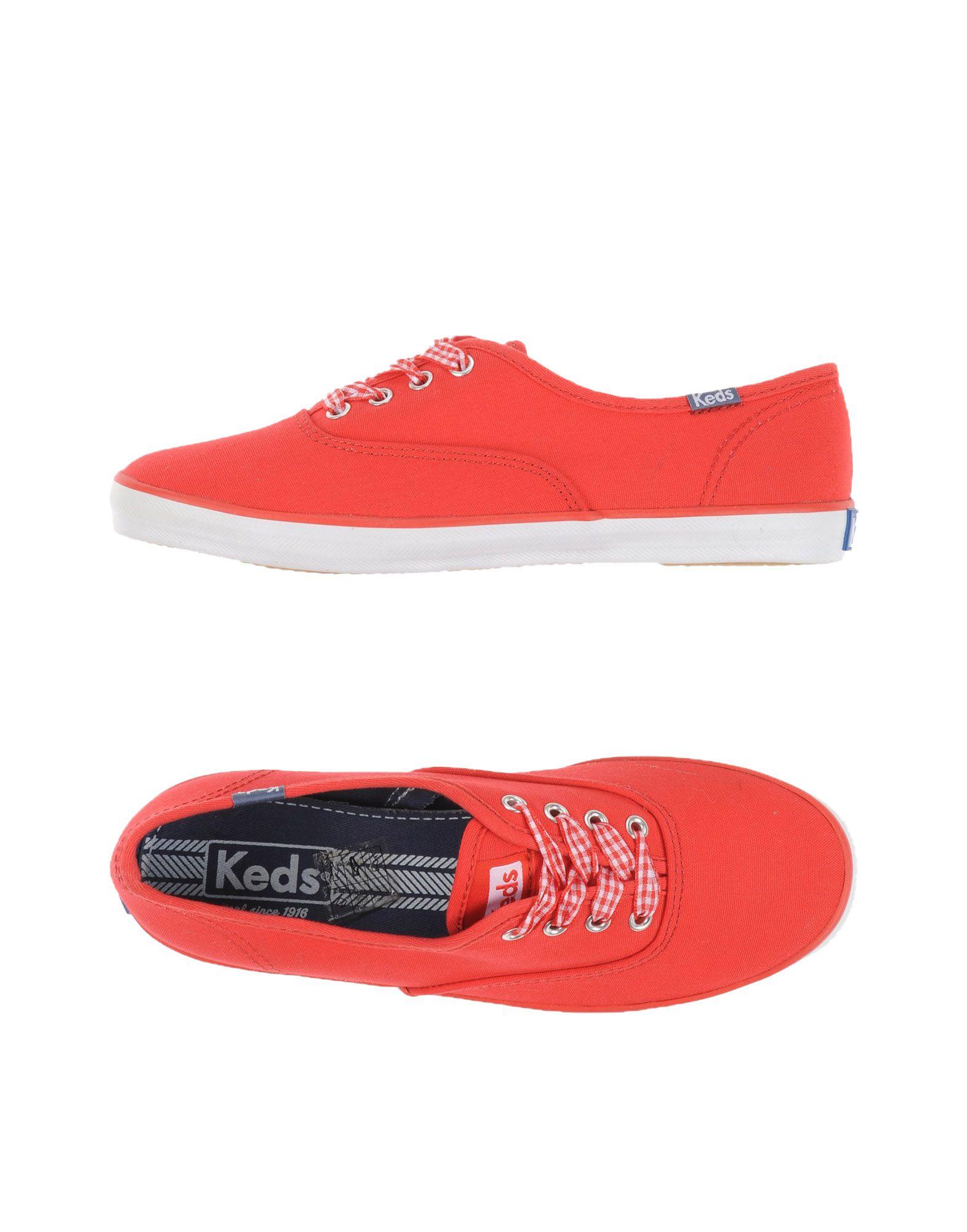 KEDS Низкие кеды и кроссовки женские кеды keds stone leather