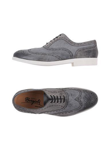 Обувь на шнурках от BORGIOLI