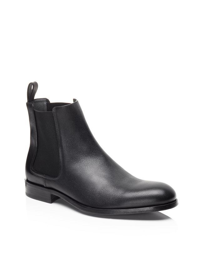 LANVIN BULL CALF CHELSEA BOOT Boots U f