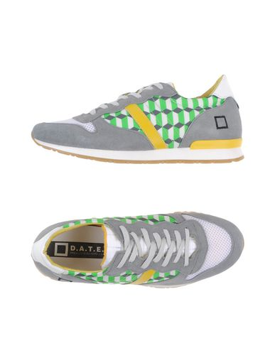 Foto D.A.T.E. Sneakers & Tennis shoes basse uomo