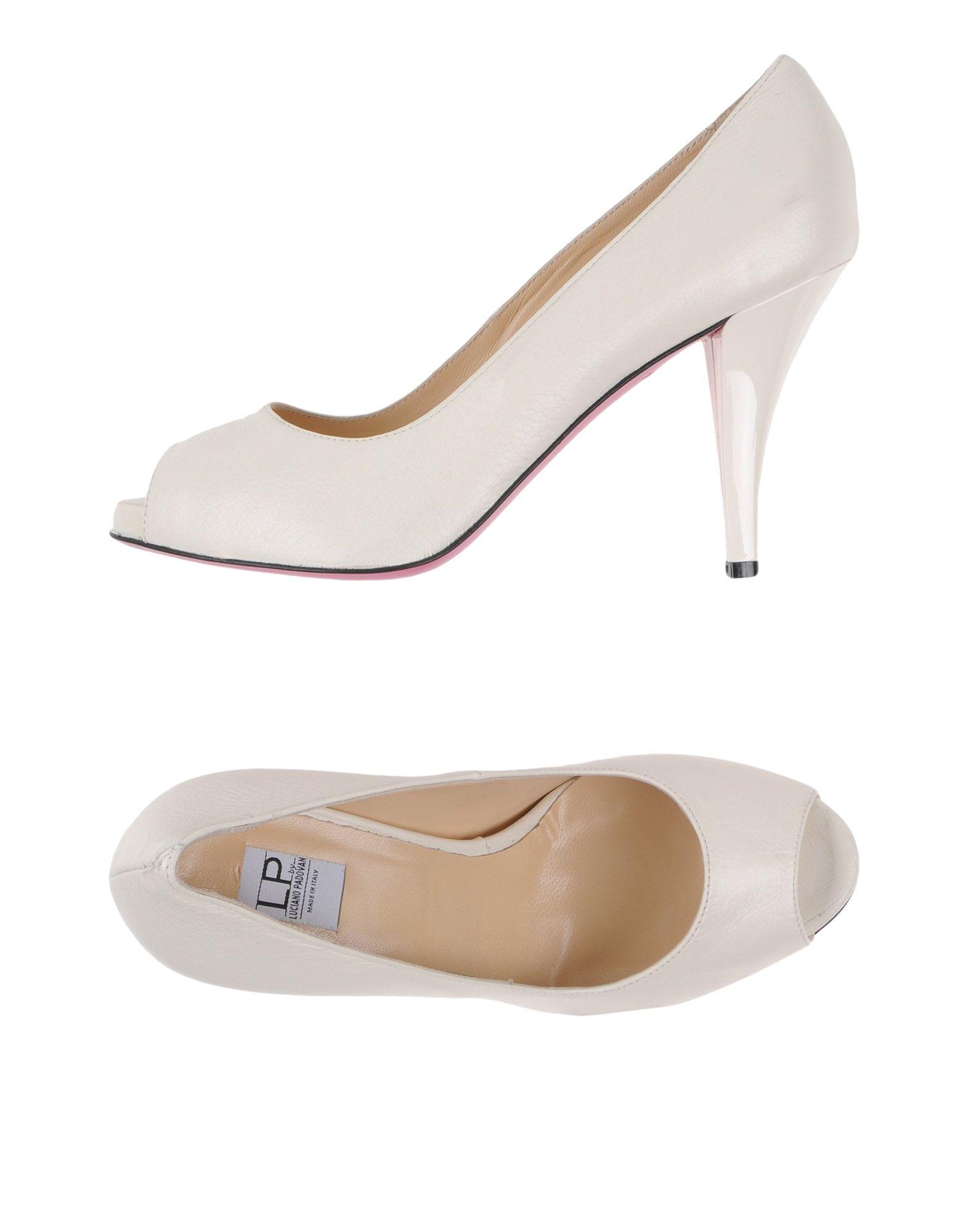 LUCIANO PADOVAN Туфли цены онлайн