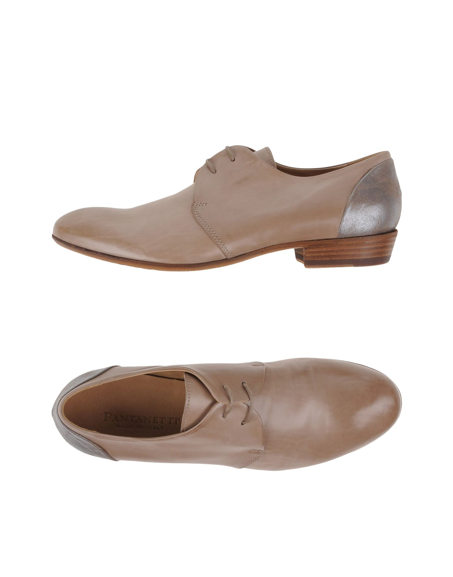 PANTANETTI Обувь на шнурках обувь