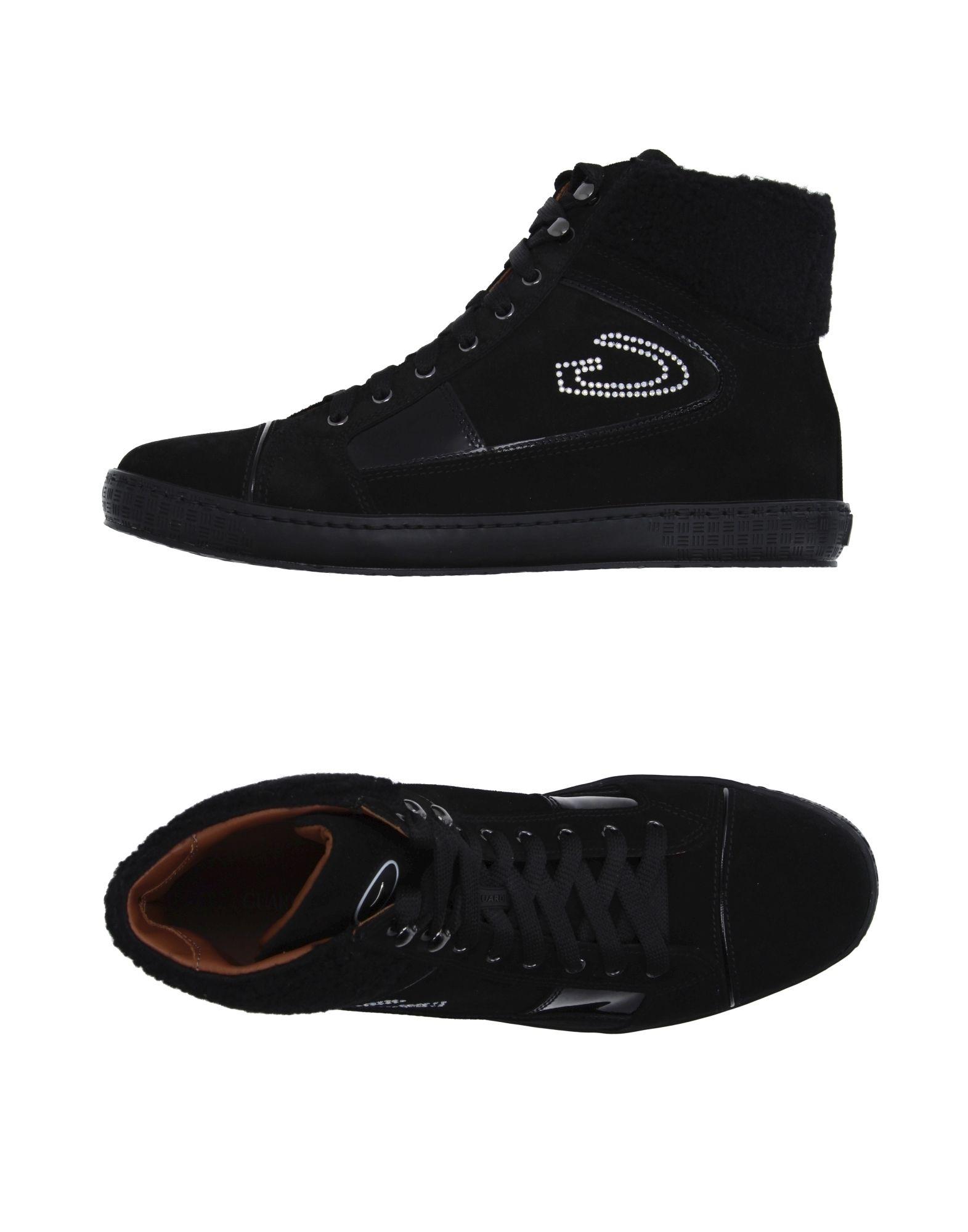 ALBERTO GUARDIANI Высокие кеды и кроссовки кеды кроссовки высокие dc council mid tx stone camo