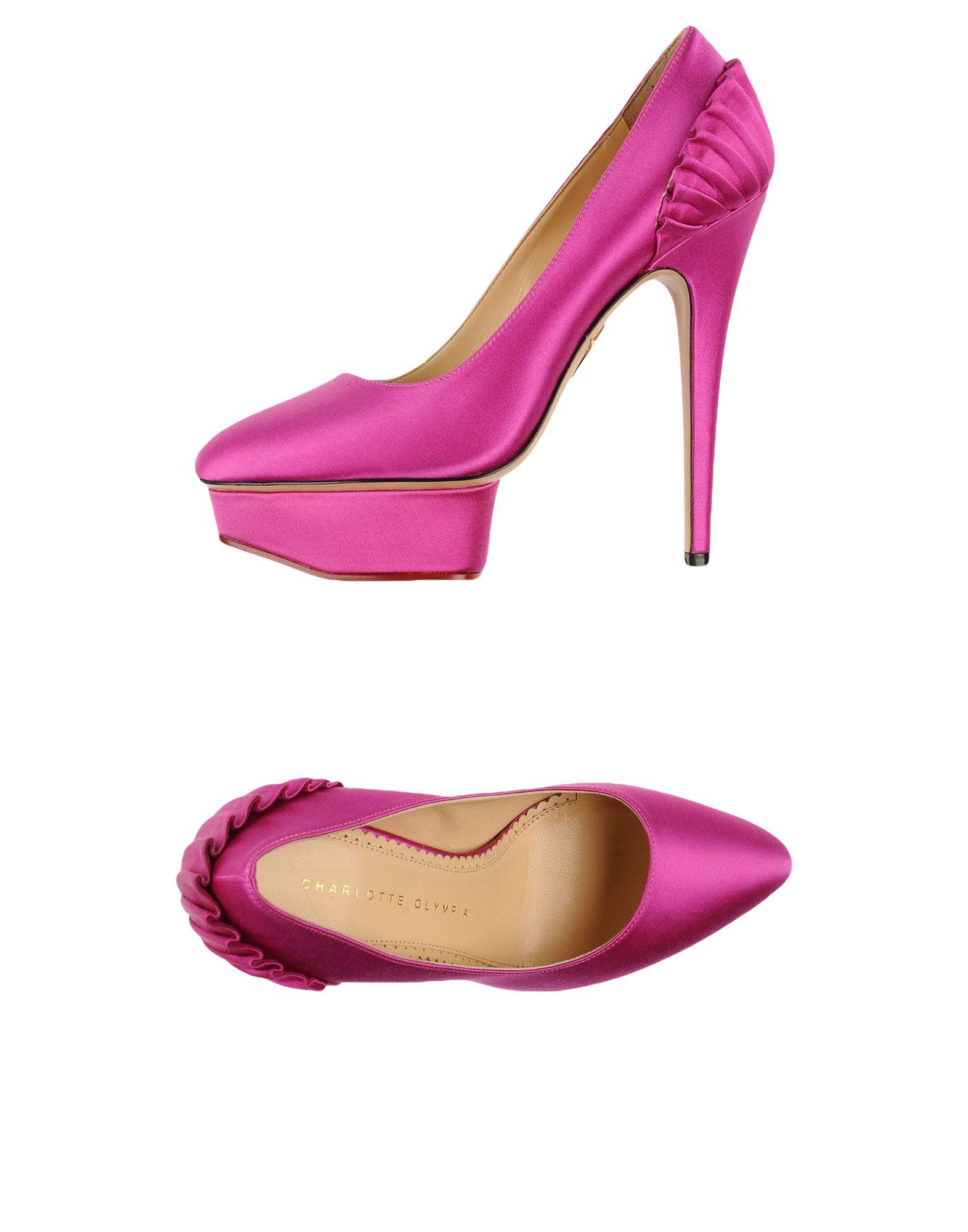 CHARLOTTE OLYMPIA Туфли цены онлайн