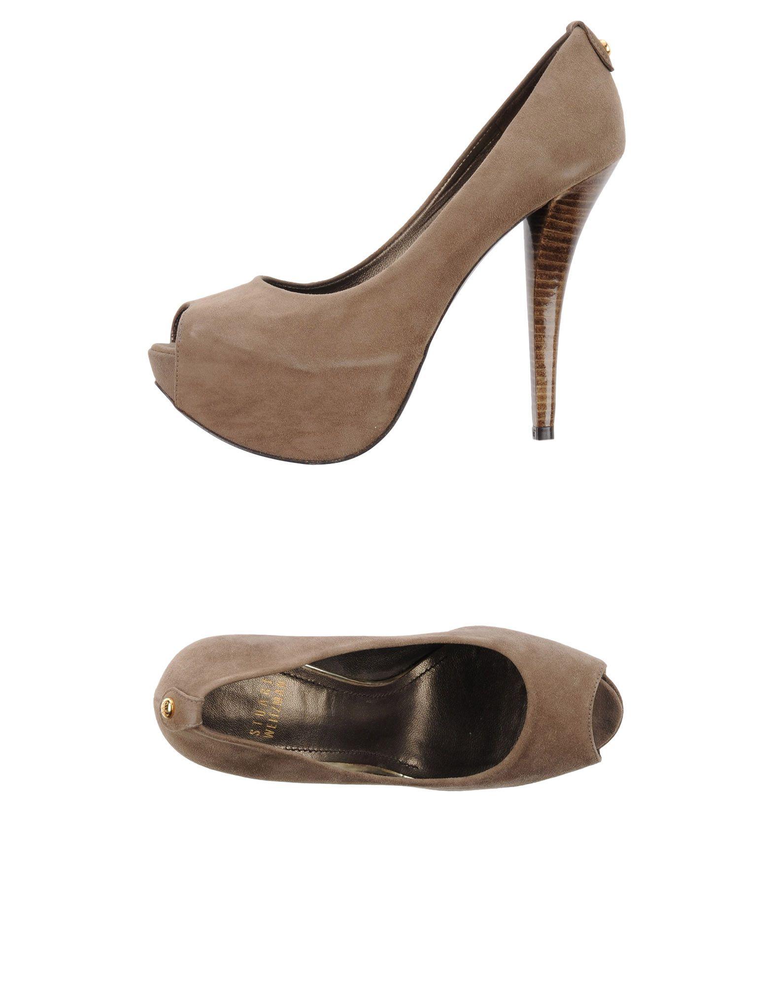 STUART WEITZMAN Туфли туфли stuart weitzman туфли на среднем каблуке
