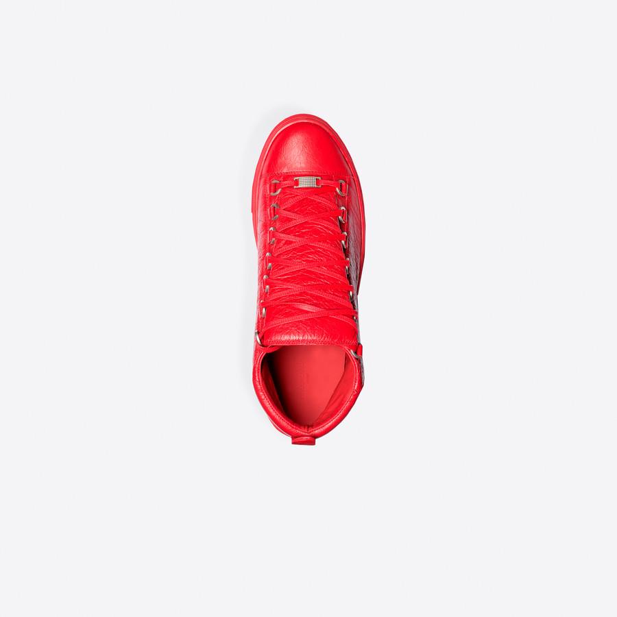 BALENCIAGA High Sneakers Arena Sneakers Man e