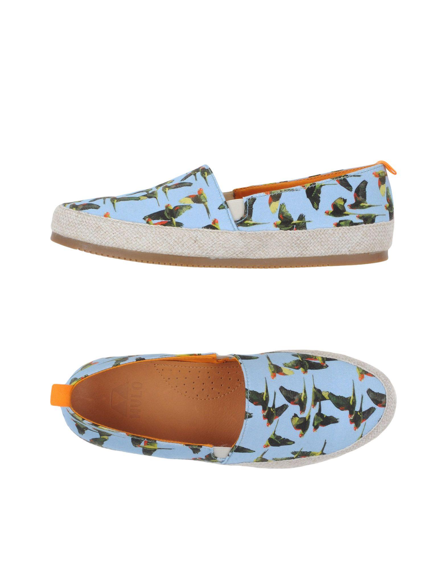 цены на MULO for HENTSCH MAN Низкие кеды и кроссовки в интернет-магазинах