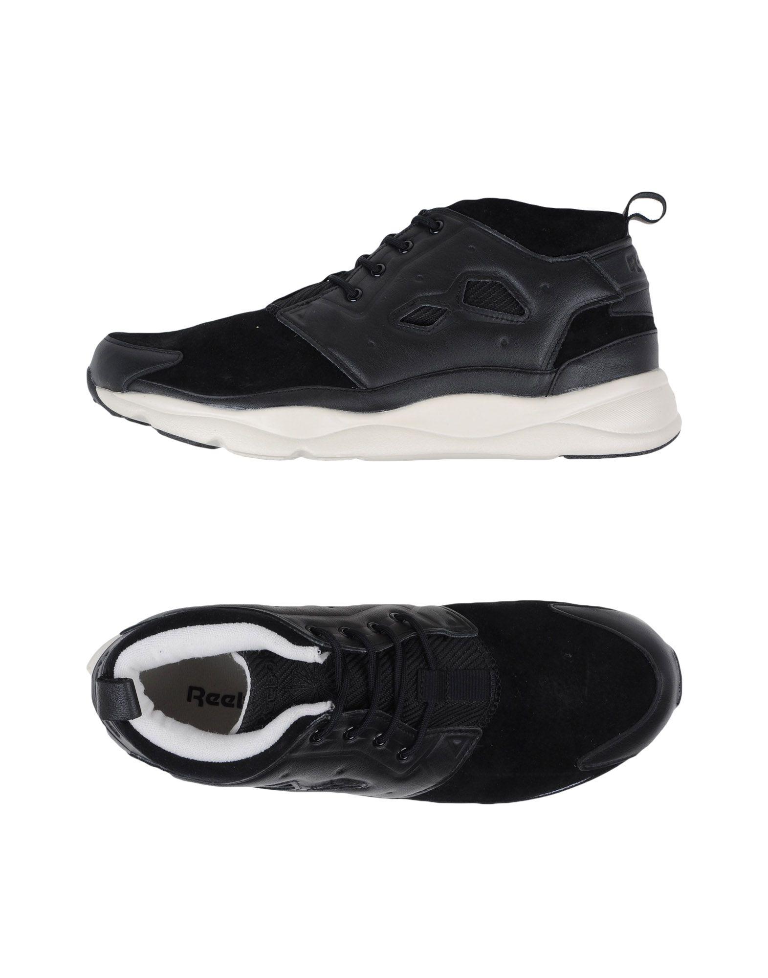 REEBOK Высокие кеды и кроссовки высокие кроссовки reebok высокие кроссовки