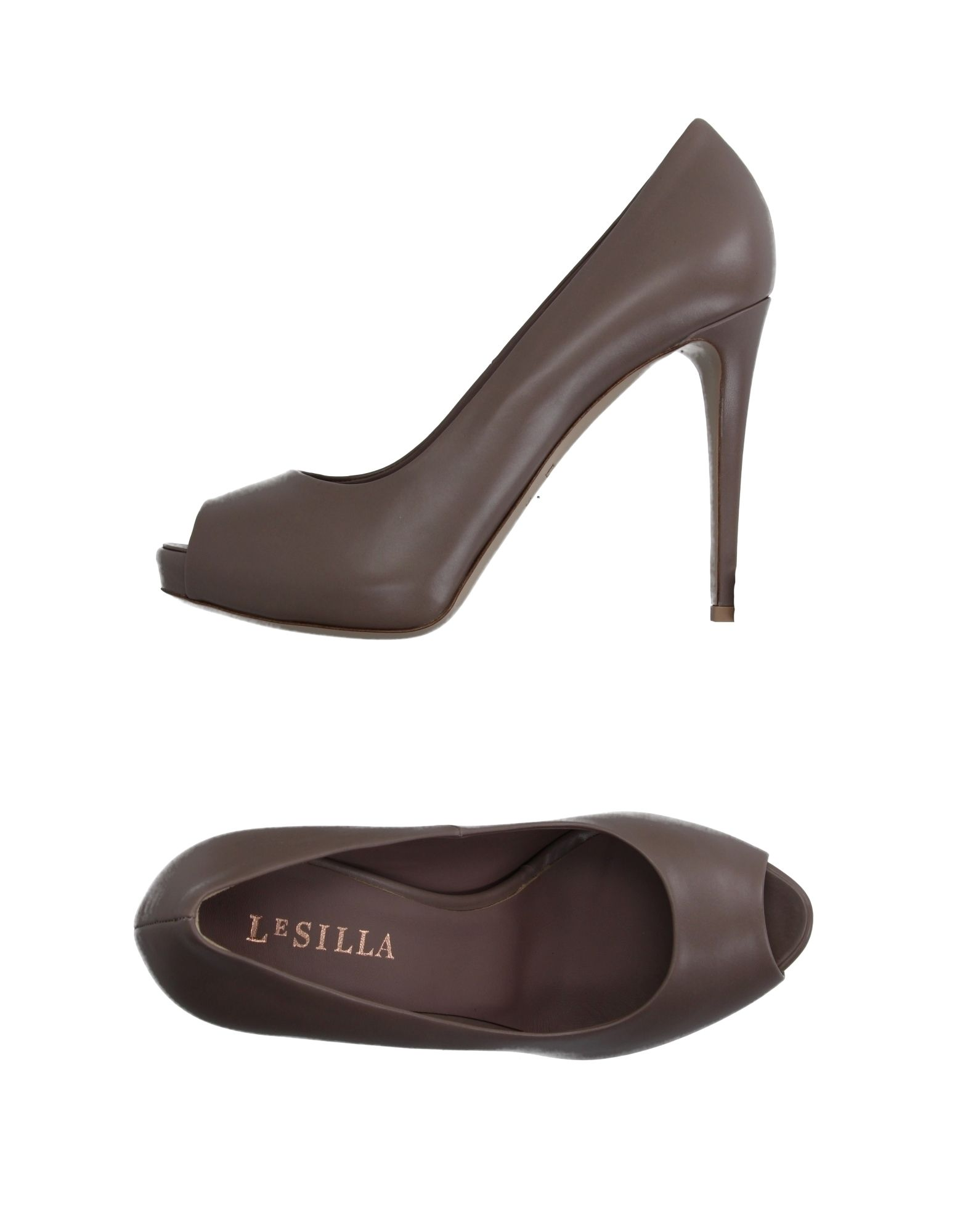 LE SILLA Туфли цены онлайн