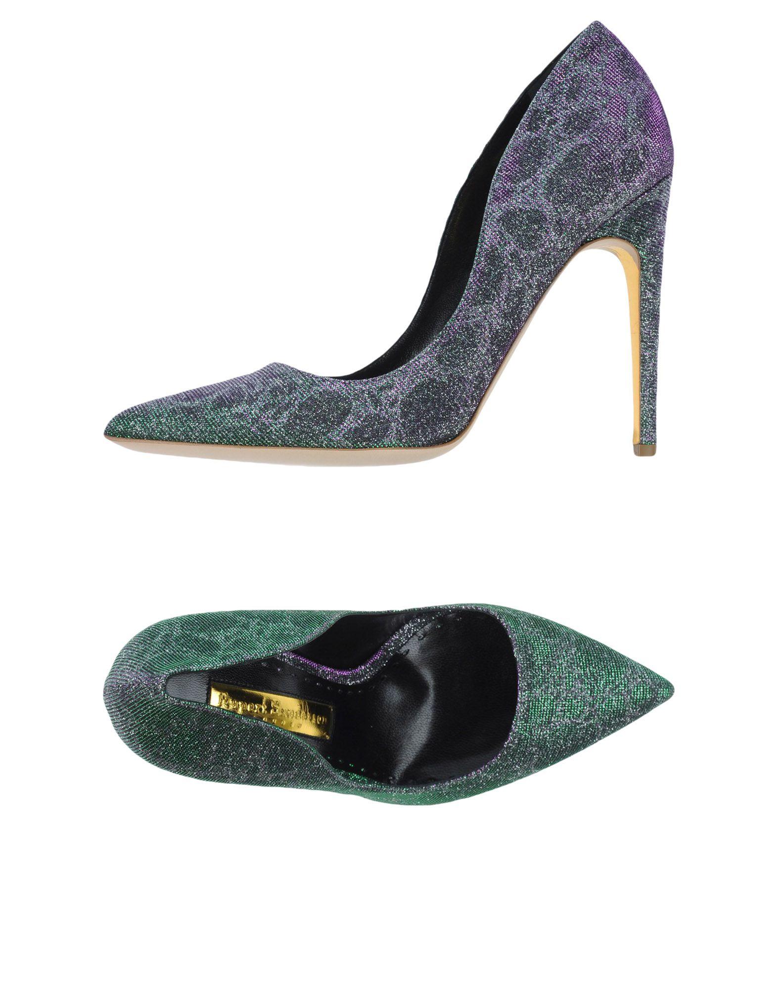 цена RUPERT SANDERSON Туфли онлайн в 2017 году