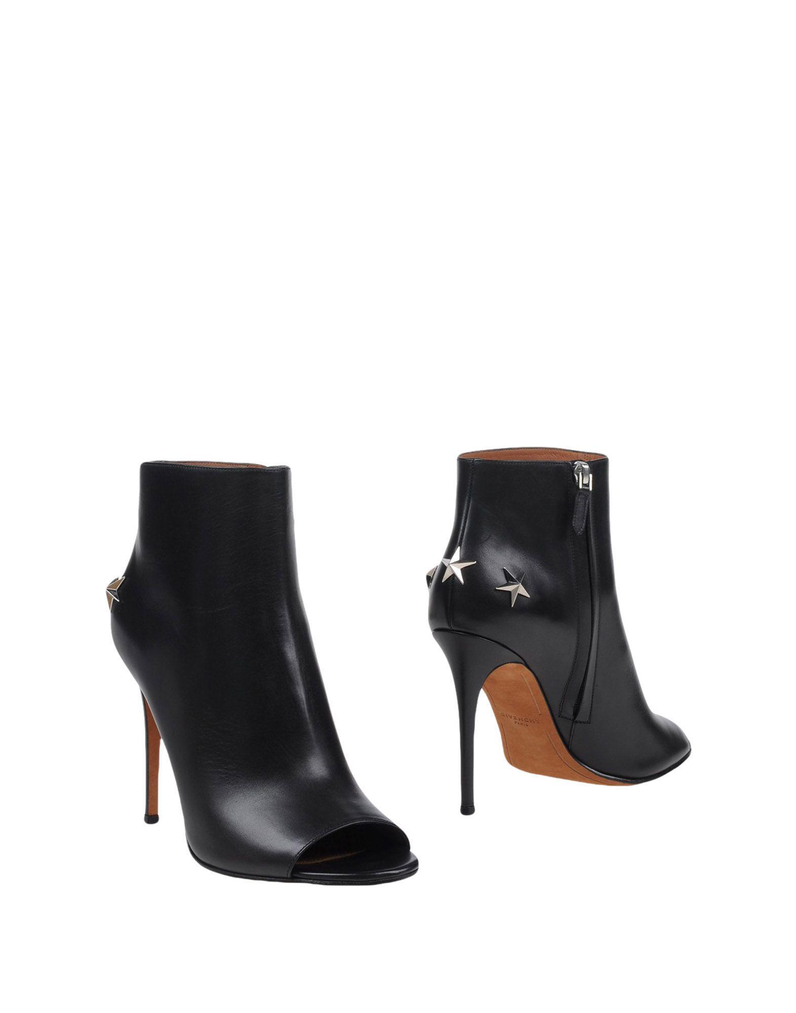 GIVENCHY Полусапоги и высокие ботинки ambitious полусапоги и высокие ботинки