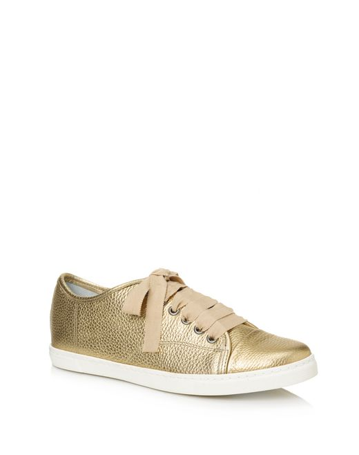 lanvin low-top sneakers women