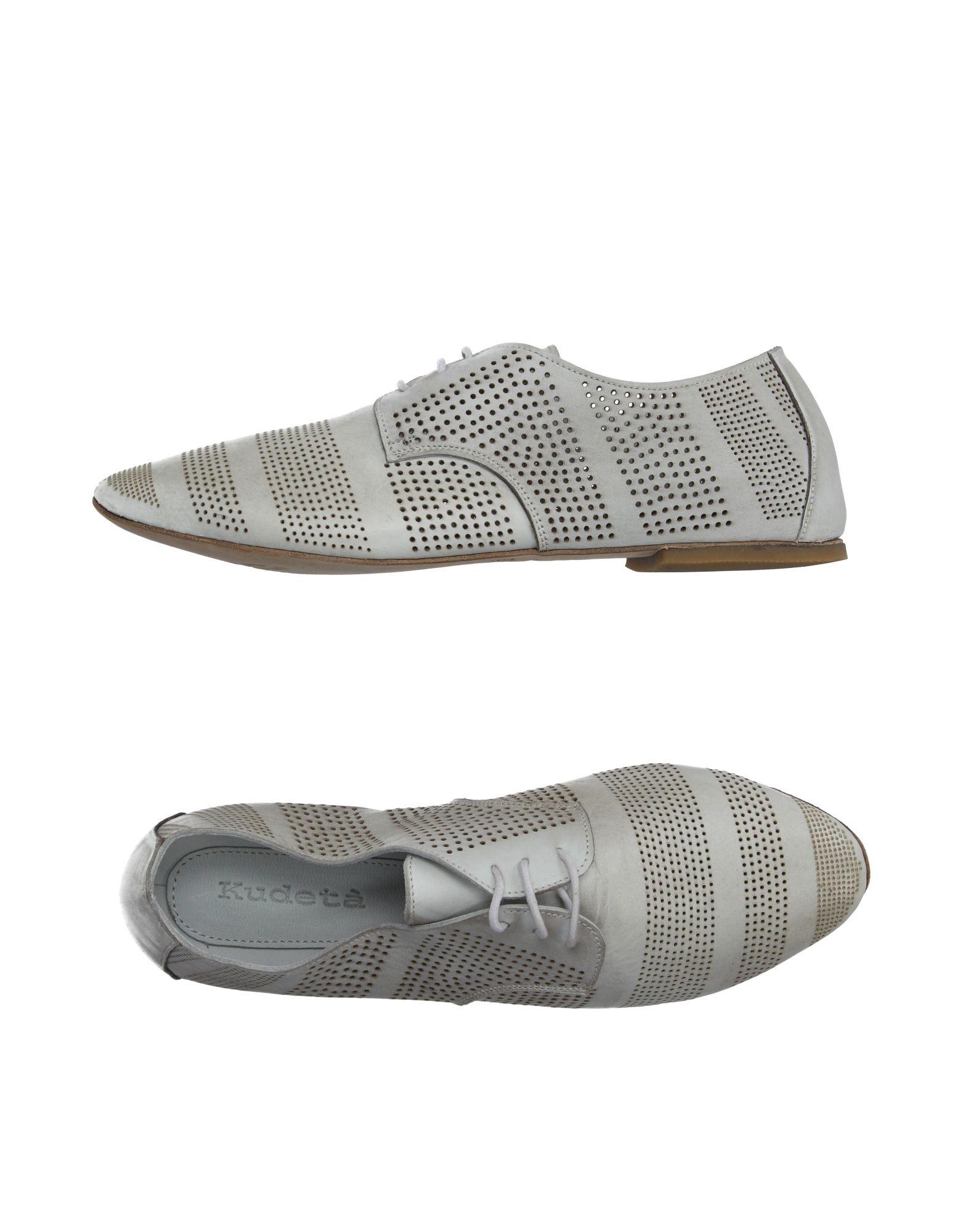 KUDETÀ Обувь на шнурках