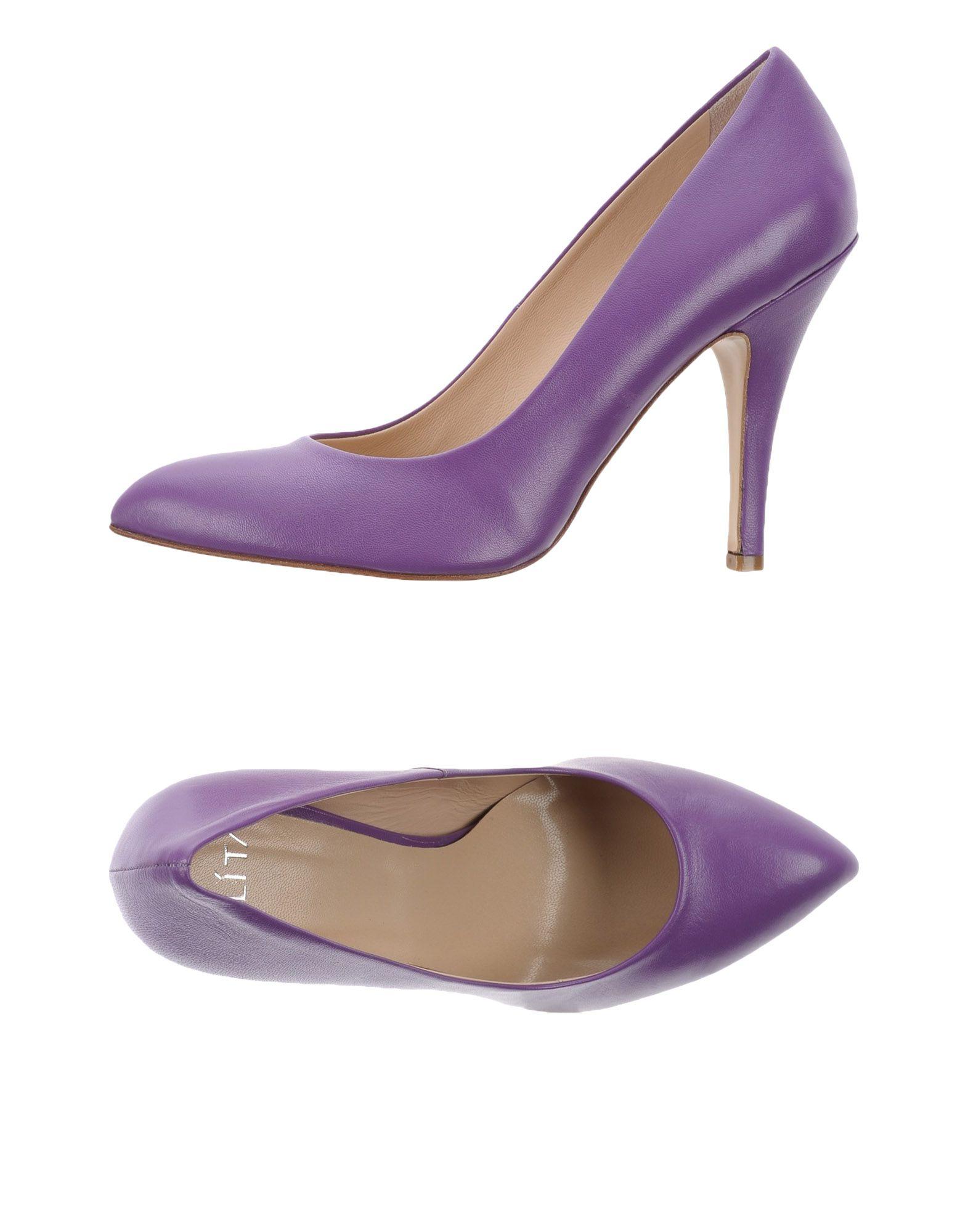 Alíta Pumps In Purple