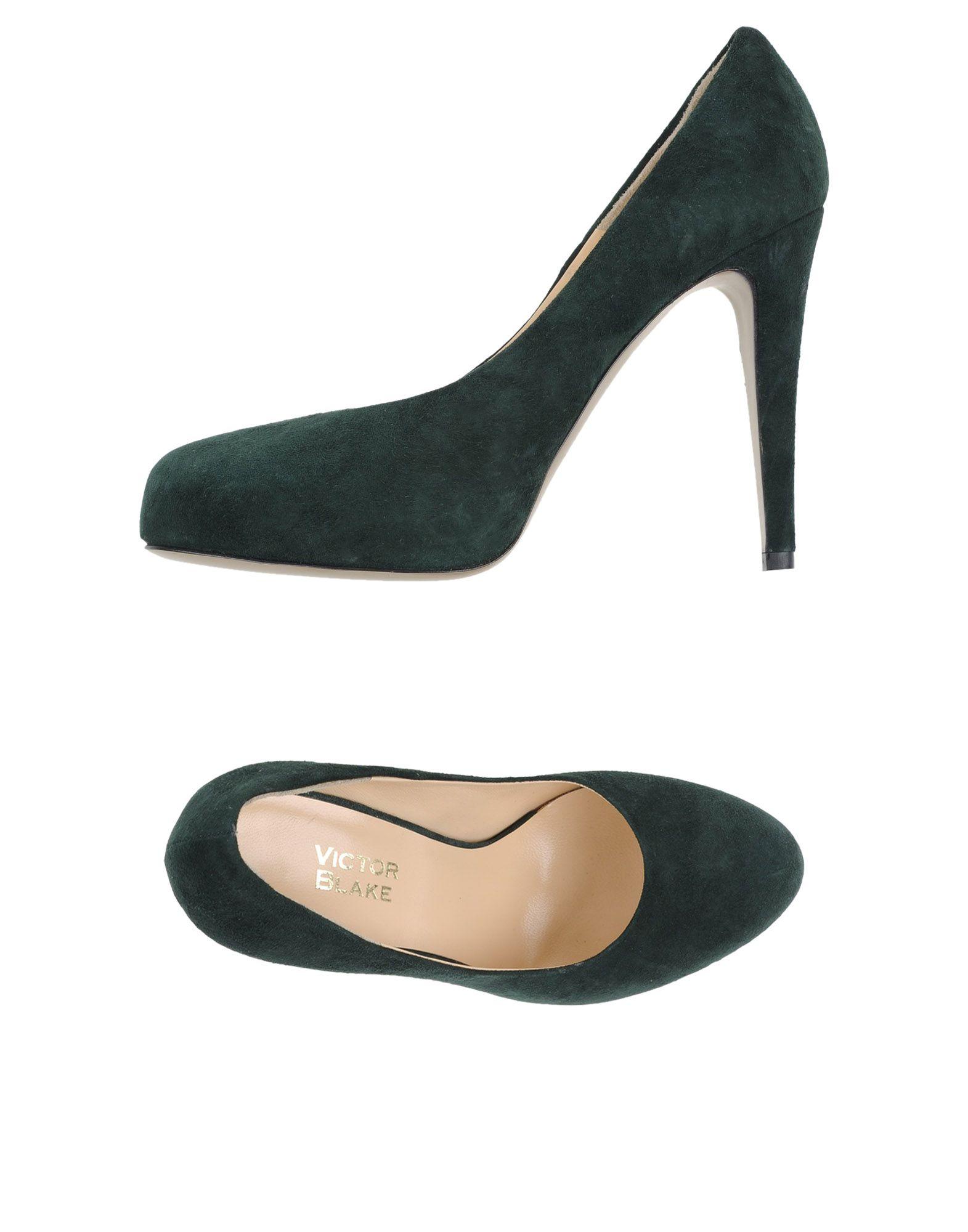 VICTOR BLAKE Туфли цены онлайн