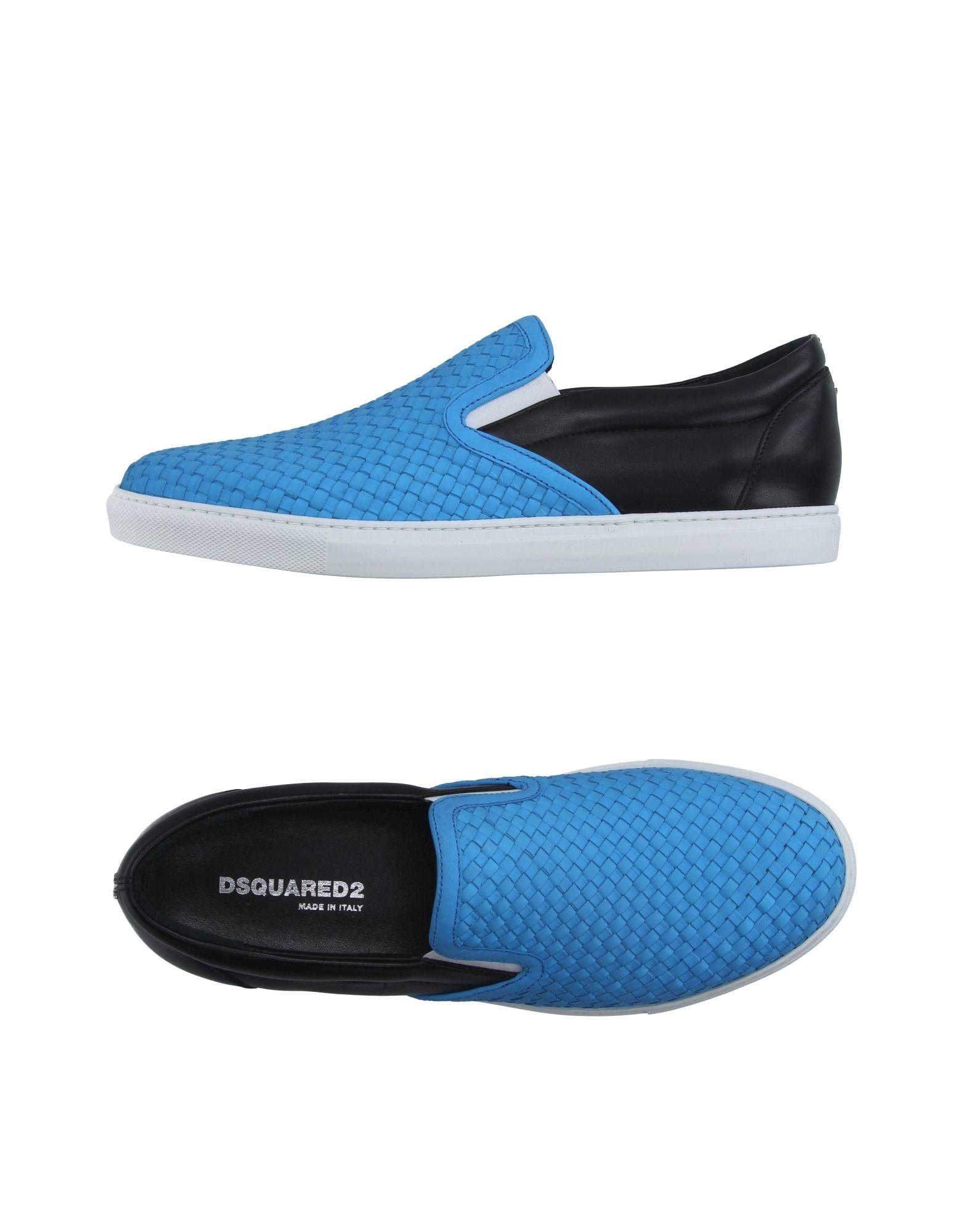 цена на DSQUARED2 Низкие кеды и кроссовки
