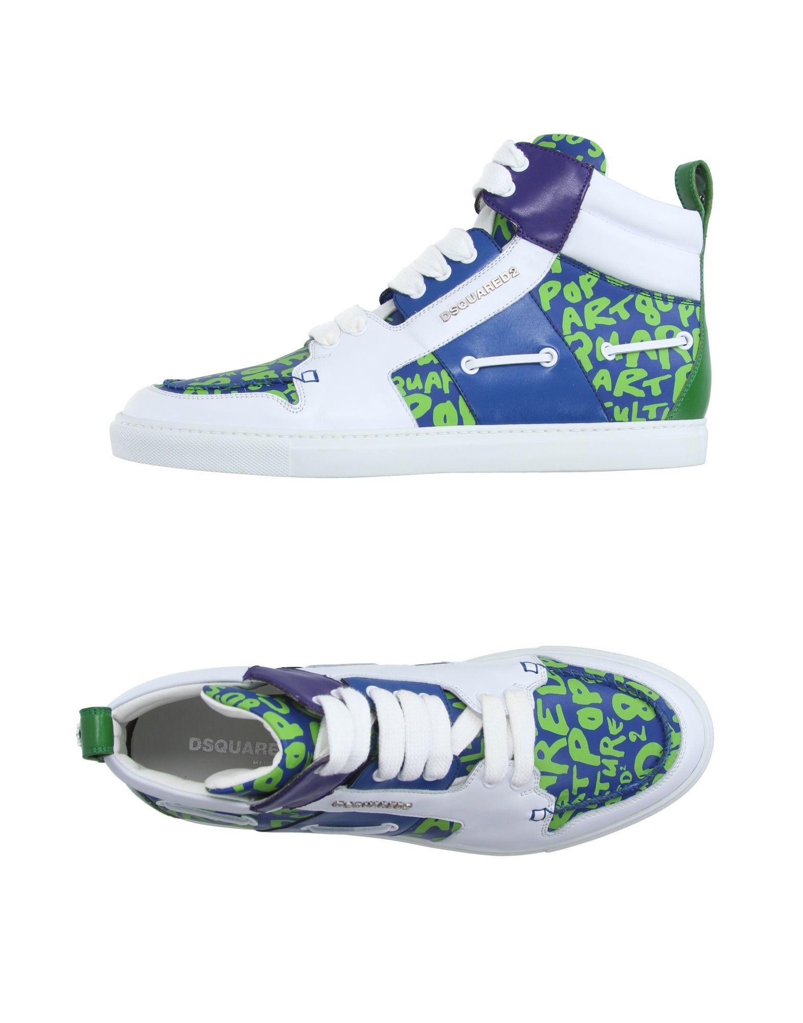 DSQUARED2 Высокие кеды и кроссовки кеды кроссовки высокие dc council mid tx stone camo