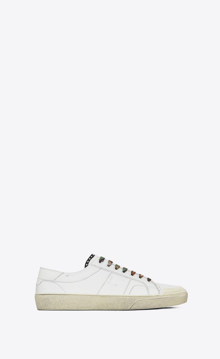 Saint Laurent 'Court Classic SL/37' sneakers 2018 Cheap Price Wide Range Of Cheap Online Fake Online Footlocker KXkMYxyW9z