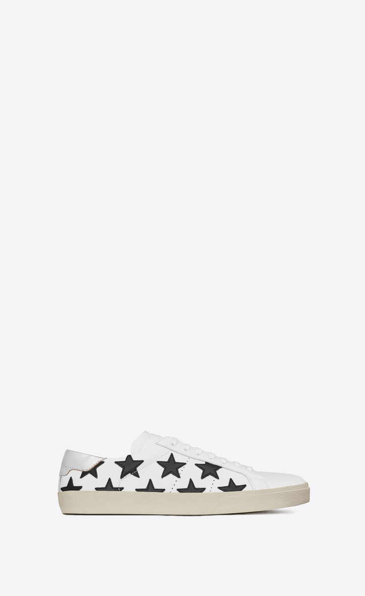 Signature Court Classic SL/06 California sneakers - Black Saint Laurent ASuELymXH0