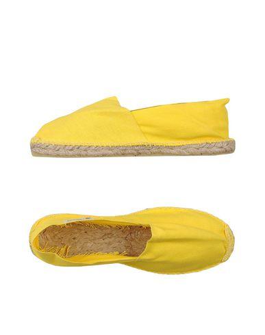 Фото - Эспадрильи от ESPADRILLES желтого цвета