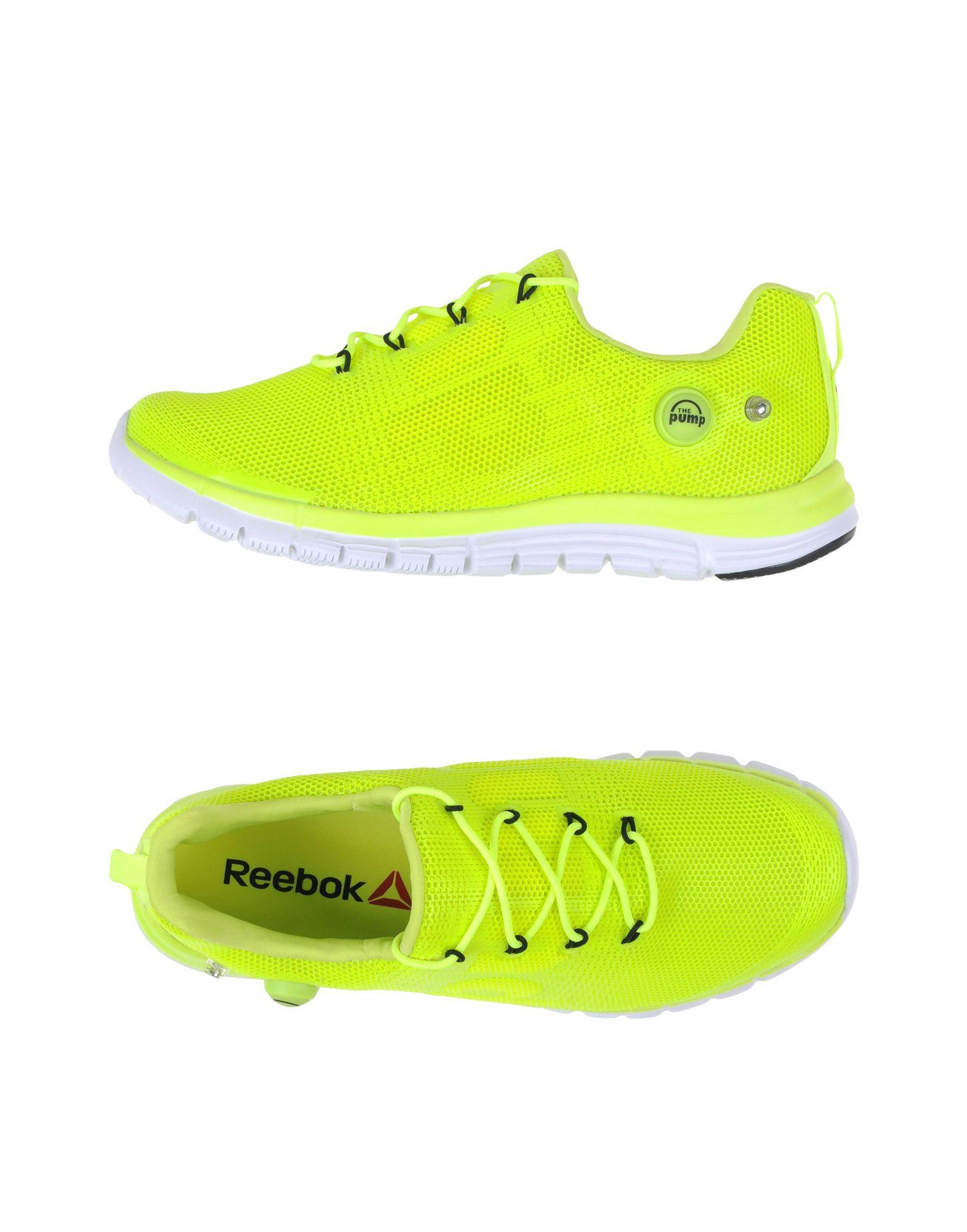 REEBOK Низкие кеды и кроссовки кроссовки reebok reebok re160awalnw3 page 1