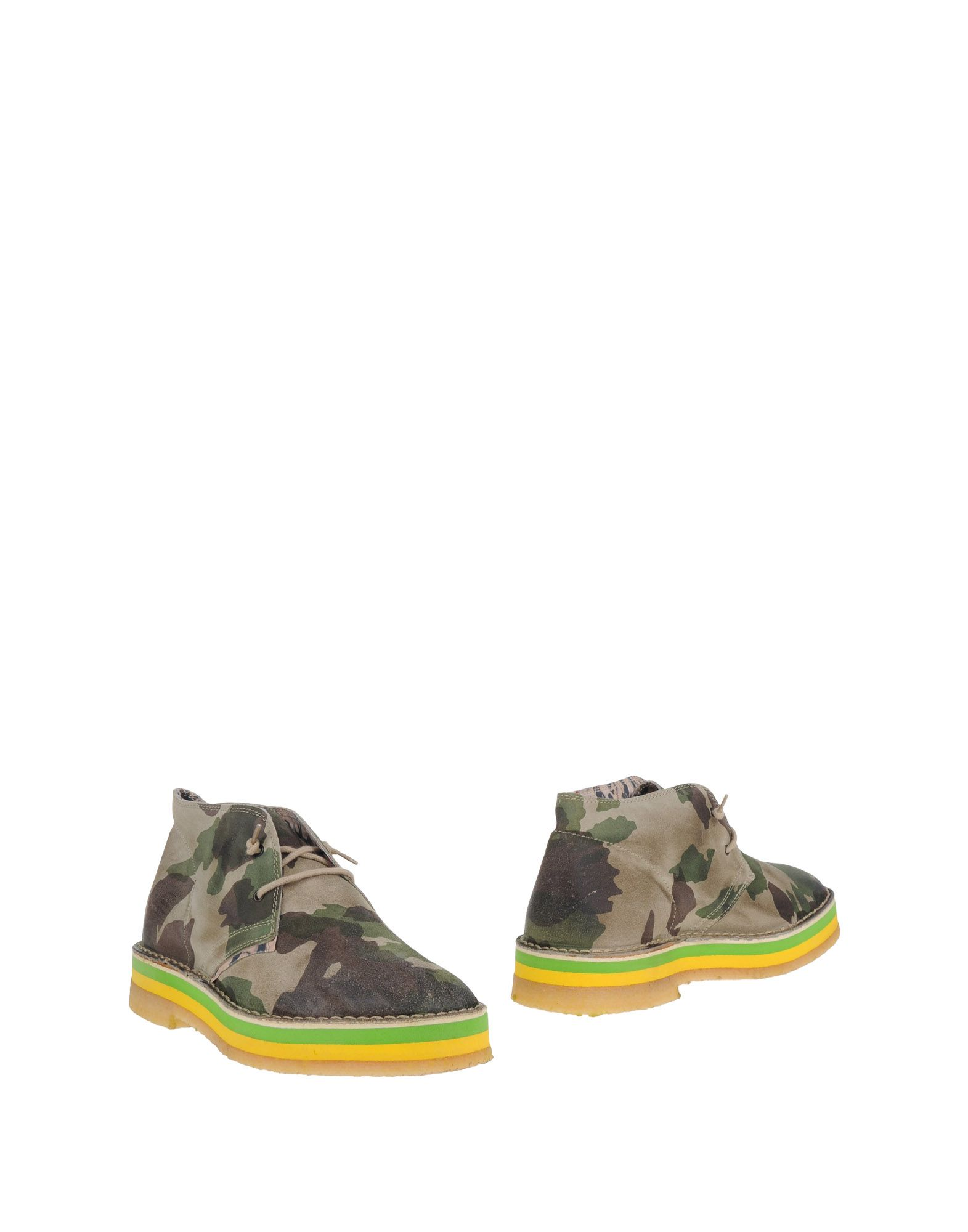 LE CROWN Полусапоги и высокие ботинки le fate топ