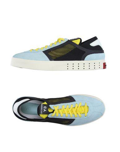 Низкие кеды и кроссовки от Y-3